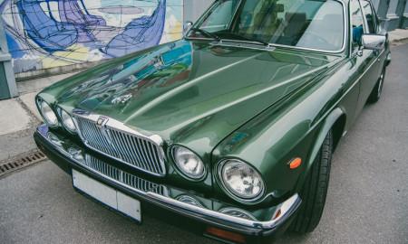 (Русский) Jaguar XJ 1985 год