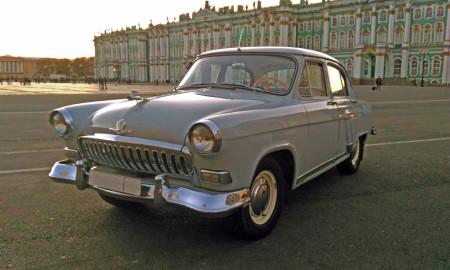 ГАЗ-21 1962 года «Детская мечта»