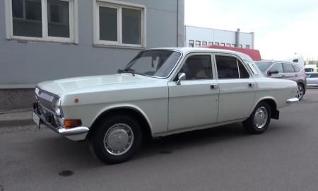 (Русский) ГАЗ 24 10