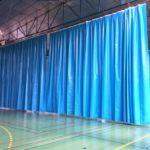 (Русский) Шторы для разделения залов