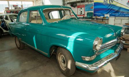 ГАЗ-21 1963 год  «Американка»