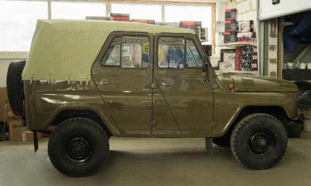 УАЗ 469 1983 г.
